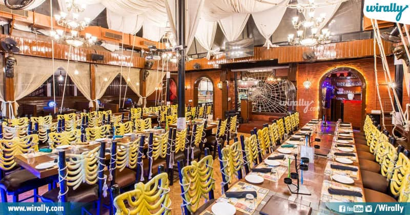 2 7 Theme Based Restaurants In Bangalore