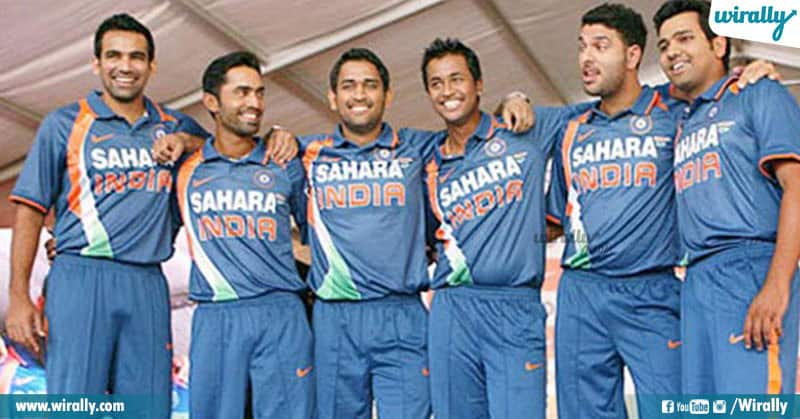 2009 Indian Jersy