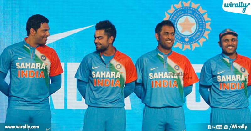 2012 Indian Jersy