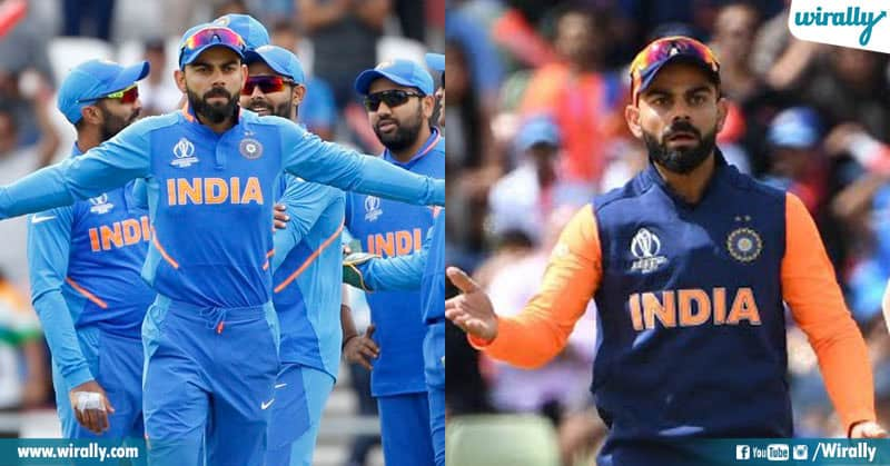 2019 Indian Jersy