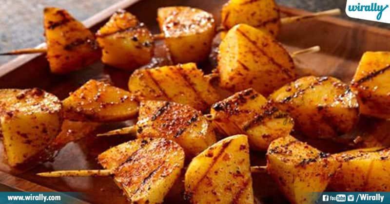 Potato Appetizers