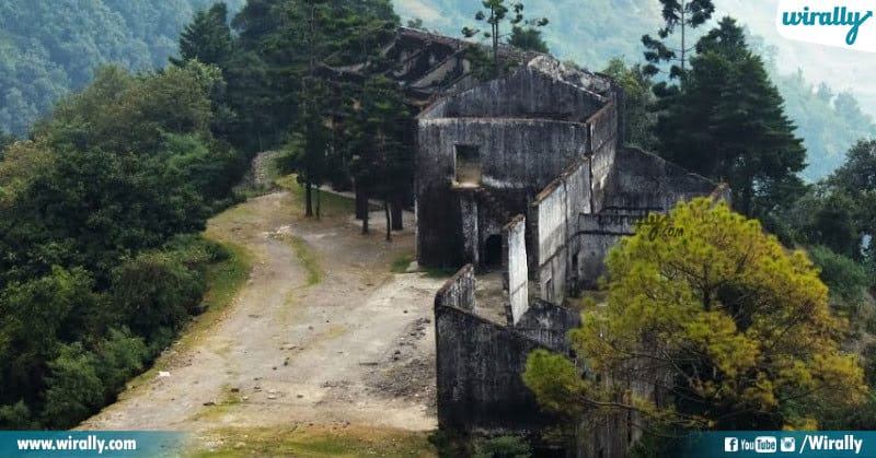 6 10 Haunted Places In India Fb