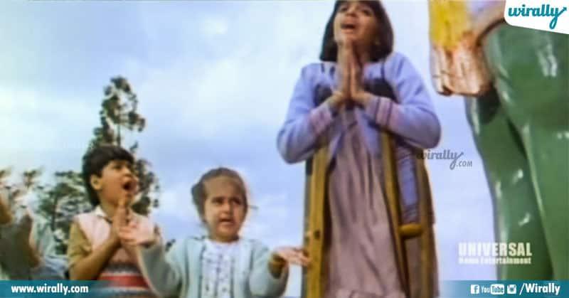 Baby Shalini And Shamili