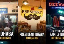 Best Dhabas