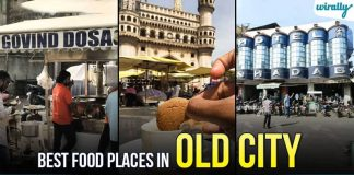 Best Food Places In Old City