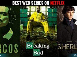Best Web Series On Netflix Fb