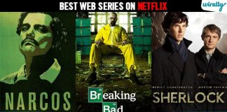 Best Web Series On Netflix Fb