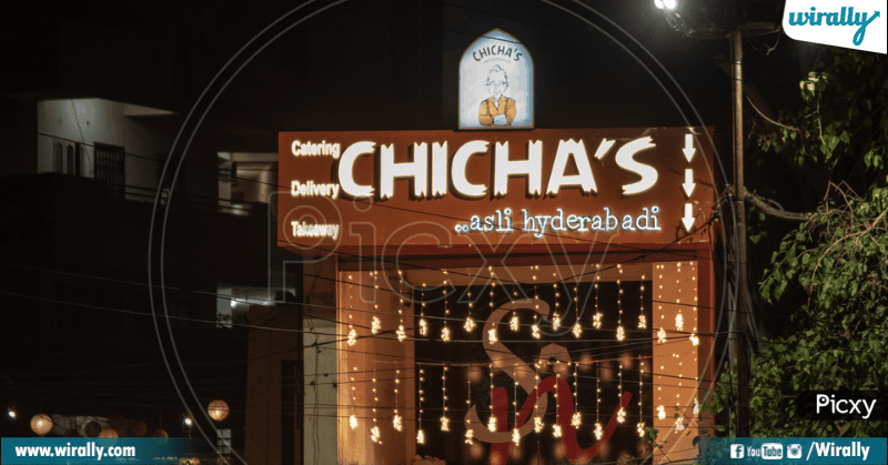 Chicha's