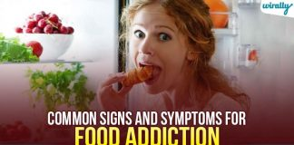 Common Signs And Symptoms For Food Addiction