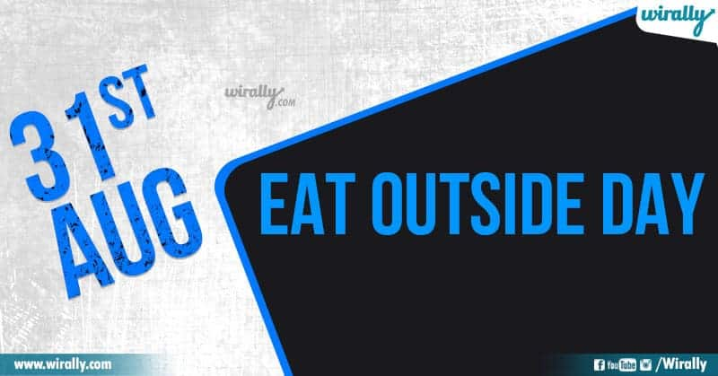 Eat Outside Day