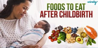 Foods To Eat After Childbirth