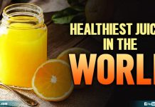 Healthiest Juices