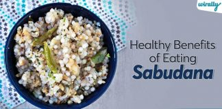 Healthy Benefits Of Eating Sabudana