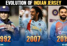 Indian Cricket Team Jersey Fb