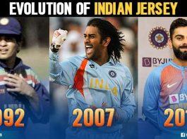 Indian Cricket Team Jersey Fb