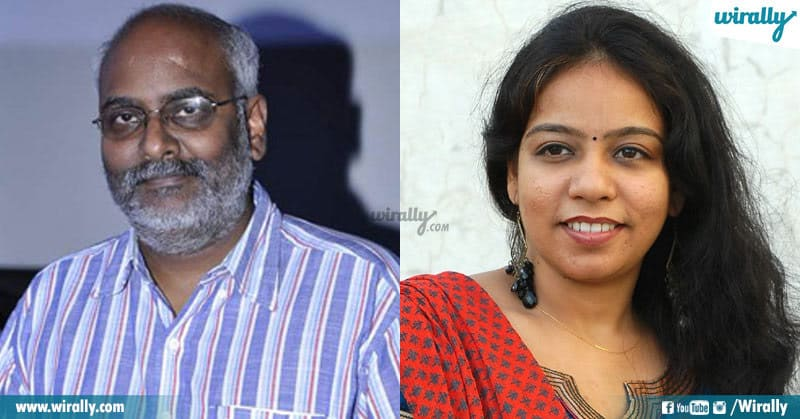 Keeravani And Mm Srilekha