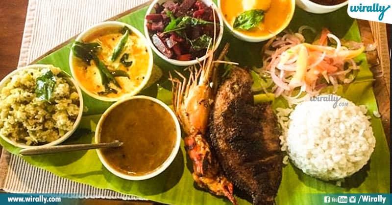 Kerala Non Veg Thali