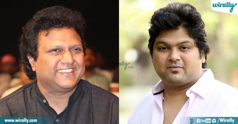 Mani Sharma And Sagar Mahati