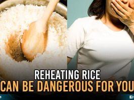 Reheating Rice