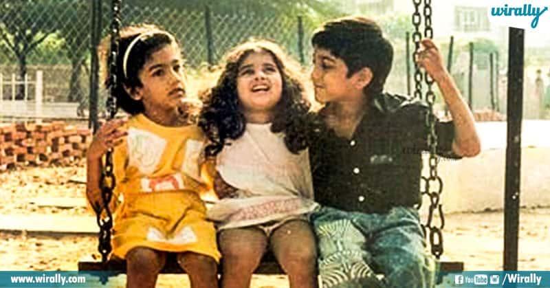 Tarun And Baby Shamili