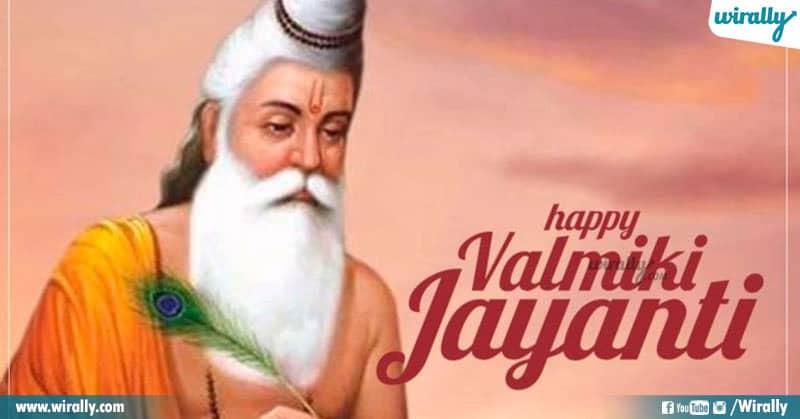 Valmiki Jayanthi