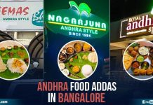 andhra food in banglore
