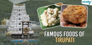 Famous Foods Of Tirupati