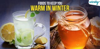 Foods Which Keep U Warm