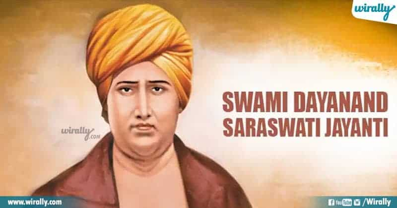 Swami Dayanand Saraswati Jayanti