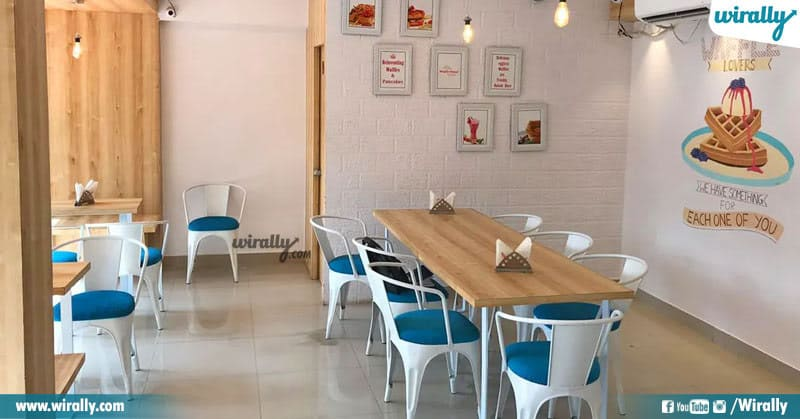 Best Waffle Places In Hyderabad