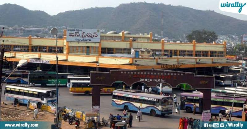 Vijayawada Bus Stand