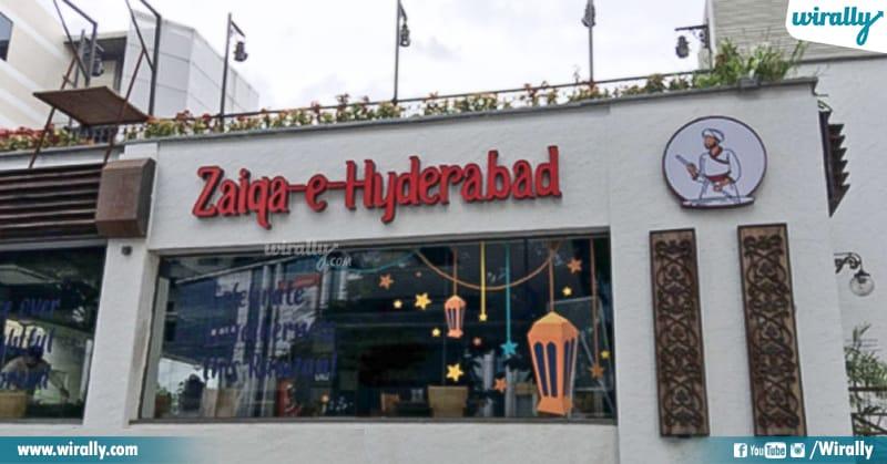 Zaiqa-E- Hyderabad
