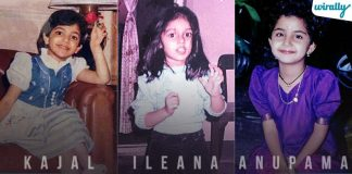 30 South Indian Actresses And Their Adorable Childhood Pictures