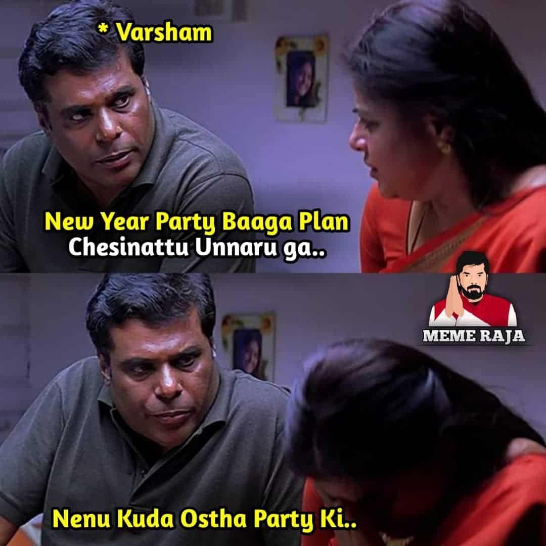 New Year Memes