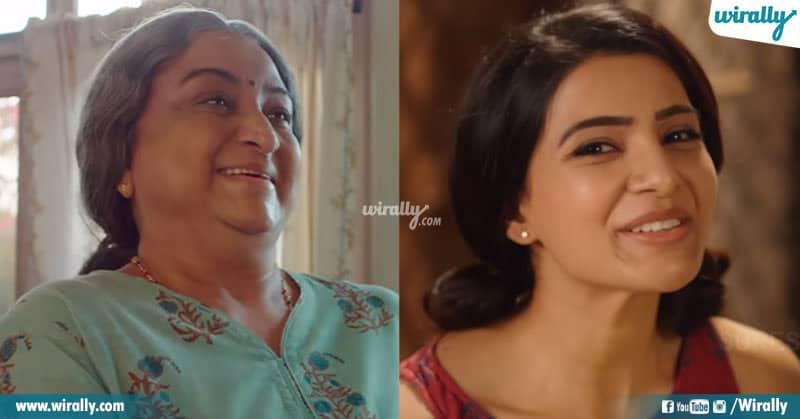 Lakshmi & Samantha
