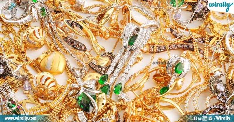 Gems, precious metals