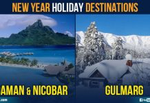 New Year Destinations
