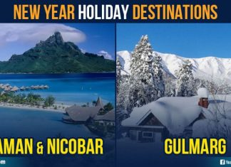 New Year Destinations