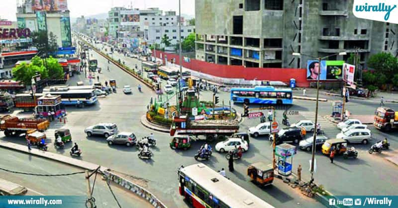 Vijayawada Benz Circle