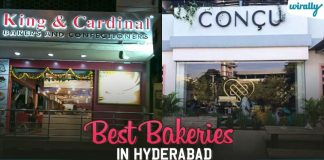 Best Bakeries In Hyderabad