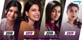 Heroines Who Changed Drastically 2