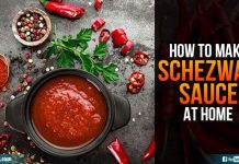 How To Make Schezwan Sauce At Home