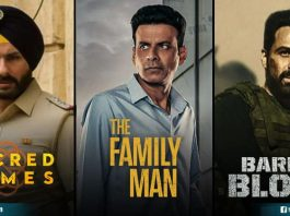 Indian Television And Web Series