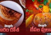 Nellore Dishes
