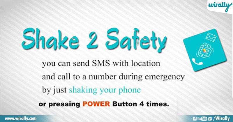 Shake 2 Safety