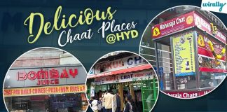 Chat Places In Hyderabad