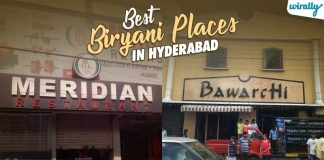 Biryani places