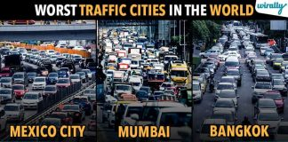 Worst Traffic Cities