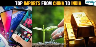 Top Imports From China To India