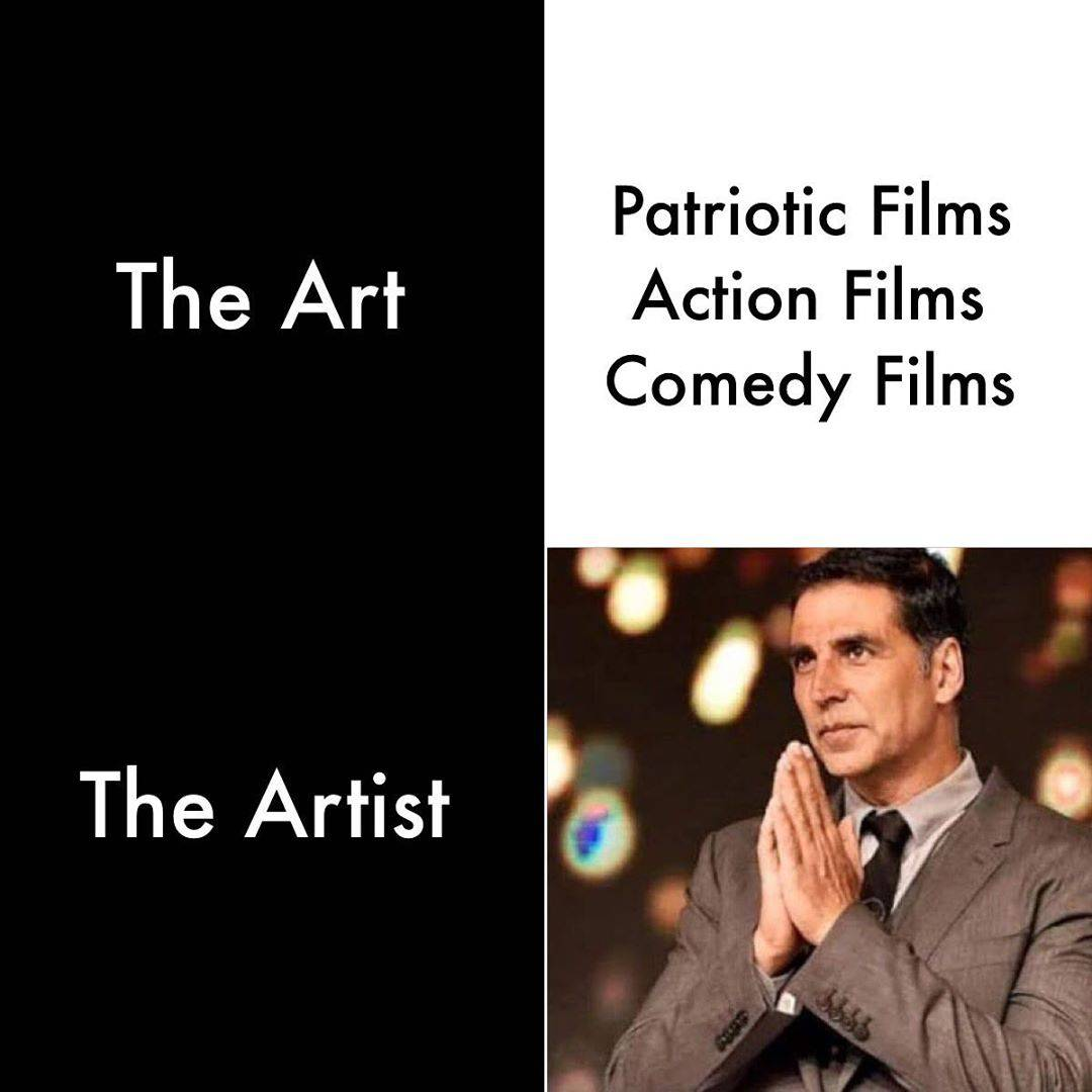 10. The Art The Artist Memes